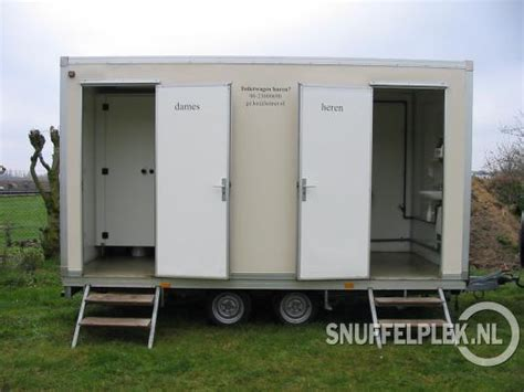 wc wagen toiletwagen wc wagen tweedehands kopen en verkopen in