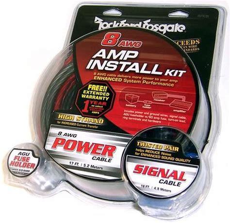 Kit Power Lifier Jakarta car audio lifier wiring kits wiring diagram