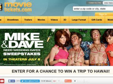 Mike And Mike Sweepstakes - the movietickets com mike and dave need wedding dates sweepstakes