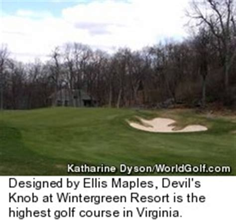 golf wilderness is your ally at wintergreen