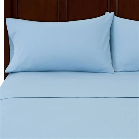 bed sheets at walmart mainstays flannel bedding sheet set walmart com