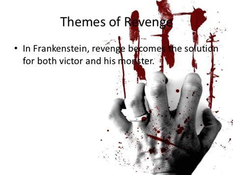 themes in frankenstein revenge frankenstein