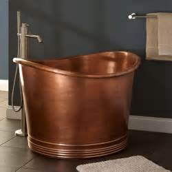 Japanese Bathtub 41 quot massa copper japanese soaking tub bathroom