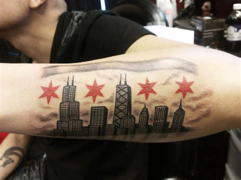 chicago tattoo and piercing chicago skyline by omar booking now 773 777 9663 yelp
