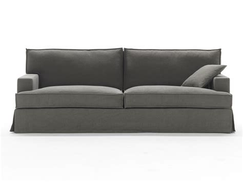 sofa with removable covers 3 seater fabric sofa with removable cover grace by giulio