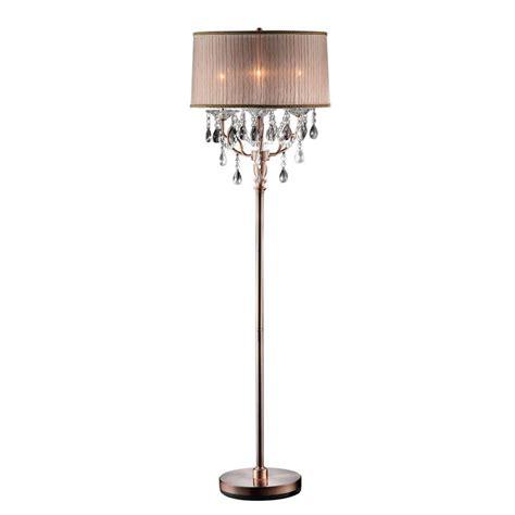 home depot floor l ok lighting 62 in antique rosie floor l ok