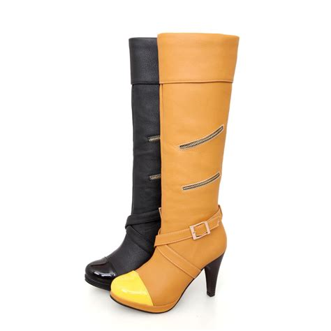 winter high heels boots nilanya canister boots winter boots with high