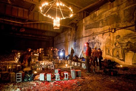 new york underground house music tod seelie photographs new york s underground art and