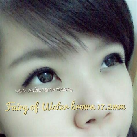 Miss Eye Of Water Grey softlens of water 17 8mm free ongkir softlensmurahku
