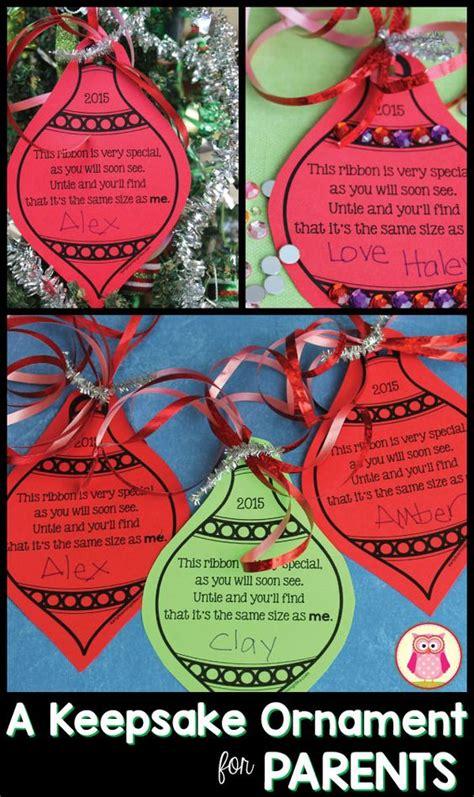 a simple parent gift free keepsake ornament printable