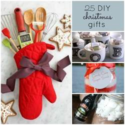diy gifts the upstairs crafter good ideas 25 diy christmas gifts