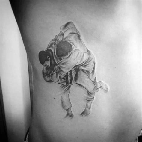 jiu jitsu tattoo designs 70 jiu jitsu tattoos for masculine martial