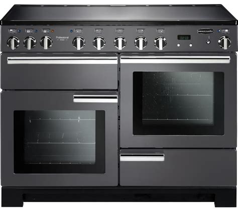 brown range rangemaster professional deluxe 110 electric induction