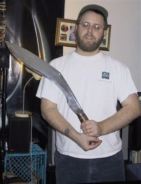large kukri i like big knives the nepalese kukri by l neil smith
