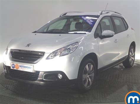 peugeot 2008 used cars uk used peugeot 2008 for sale second nearly cars