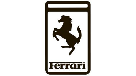 Ferrari Zeichen by Ferrari Logo Zeichen Auto Geschichte