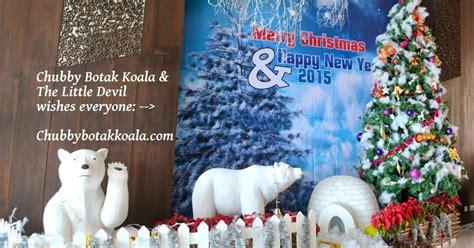 chubby botak koala singapore food blog travel  lifestyle merry christmas  happy