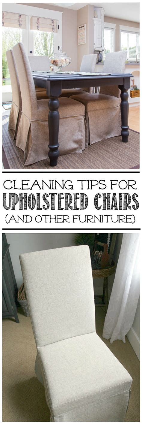 how to clean upholstered dining chairs how to clean upholstered chairs clean and scentsible