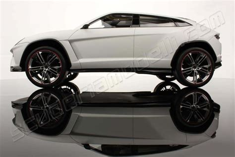 Mr Collection 2012 Lamborghini Lamborghini Urus White