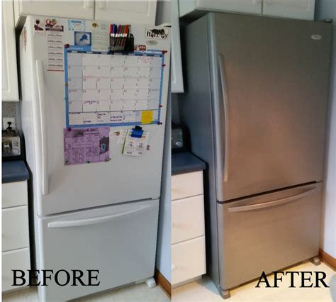 rustoleum or s stainless steel paint update working appliances to look like new or match