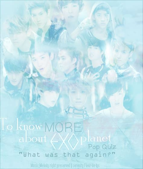 exo quiz with storyline to know more about exo planet pop quiz you exo exok