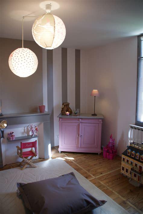 chambre enfant grise chambre de notre princesse photo 4 10 3498235
