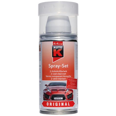 Lackieren Klarlack Schichten by Auto K 2 Schicht Klarlack Lack Spraydose 150ml