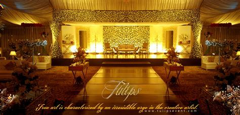 Best Themed Wedding Reception Stage Decoration Baraat