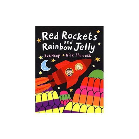 libro red rockets and rainbow red rockets and rainbow jelly english wooks