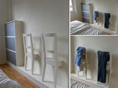 appendiabiti da da letto gli attaccapanni da muro fai da te per la da letto
