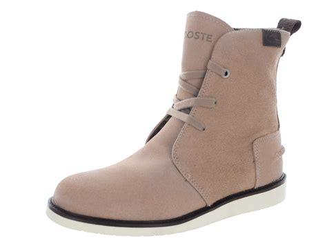 lacoste s baylen 3 srw lacoste boots shoes