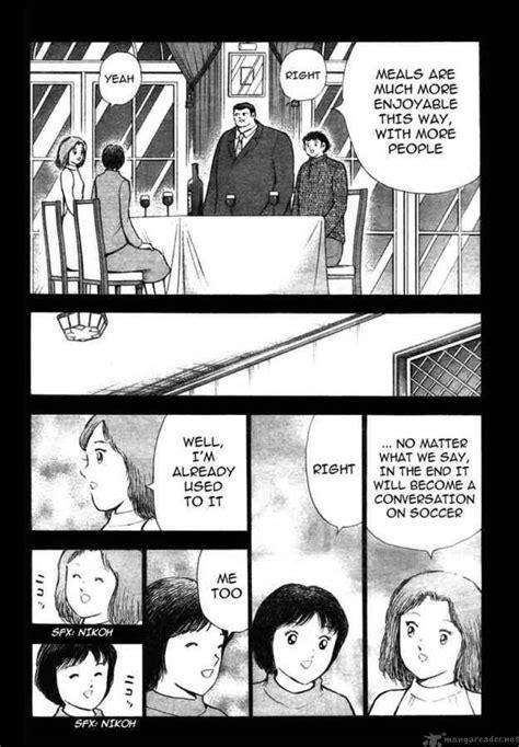 Komik Oneshoot A To The Sun By Takara Akegami captain tsubasa golden 23
