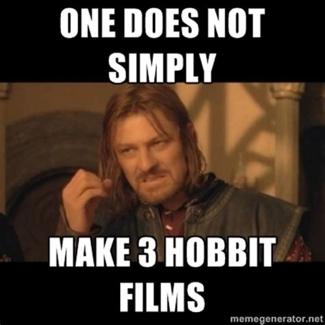 Funny Memes And Pictures - hobbit memes
