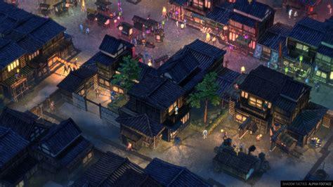 Kaset Ps4 Shadow Tactics Blades Of The Shogun shadow tactics blades of the shogun announcement trailer ps4 xbox one pc