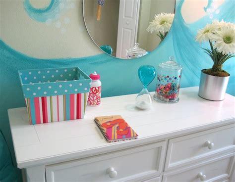 beach themed bedrooms for girls model home tour girl s beach theme bedroom