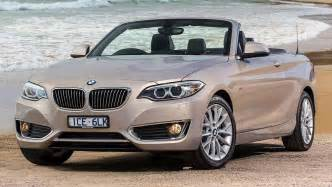 Bmw 220i 2015 Bmw 220i And 228i Convertible Review Drive