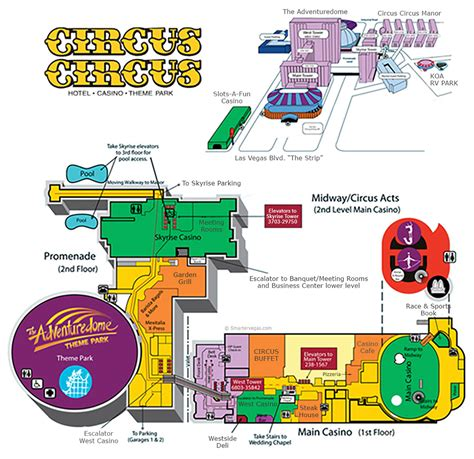 circus circus floor plan circus circus casino property map floor plans las vegas