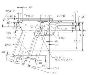 A Frame Blueprints weaponeer forums 1911 frame blueprints