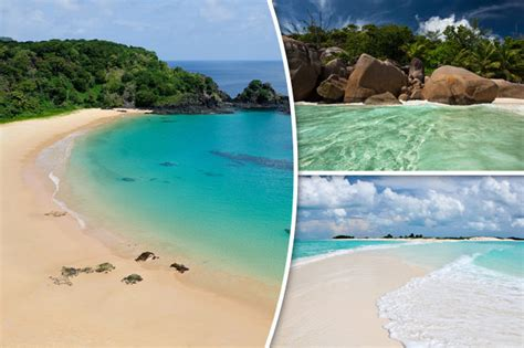 10 best beaches in the world pictures to pin on pinterest top 10 beaches in the world according to tripadvisor