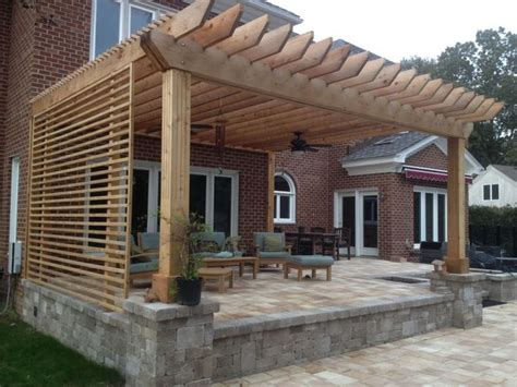 privacy pergola sail shades for decks pergolas shade sails solid