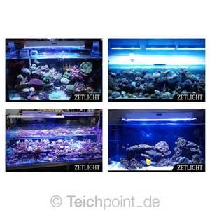 aquarium led beleuchtung zetlight aquarium led beleuchtung lancia zp4000