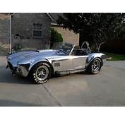1965 Shelby 427SC Cobra Custom Paint  Filthy Rich Wish List Pint