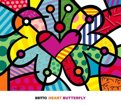 romero britto mcgaw graphics launches new romero britto 2015 poster
