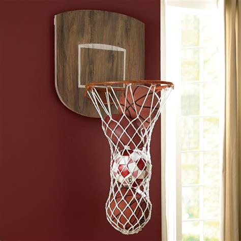 Laundry Bola Laundry Special sports wall organization basketball hoop pbteen