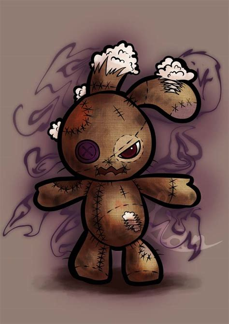 cute voodoo doll drawings voodoo doll stitched by yangtianli on deviantart
