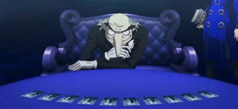 persona velvet room irsyad s way igor invites you to the velvet room for persona 4 arena wallpapers