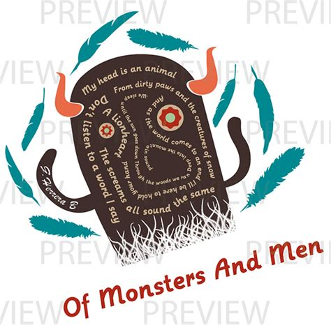 of monsters and men of monsters and men clipart