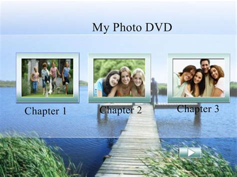 Dvd Menu Templates by Free Dvd Menu Templates Make A Professional Dvd Menu