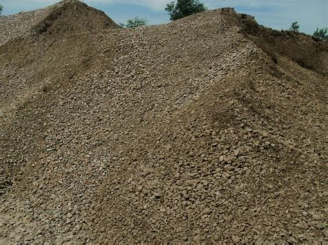 borrow gravel pits
