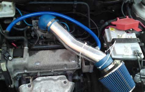 do induction kits work technical fitting k n cone filter mk2 1 2 8v help page 2 the fiat forum